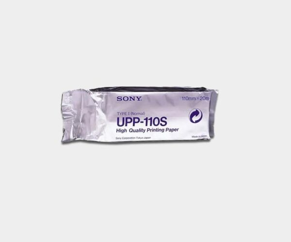 Sony UPP110S Ultrasound Thermal Paper