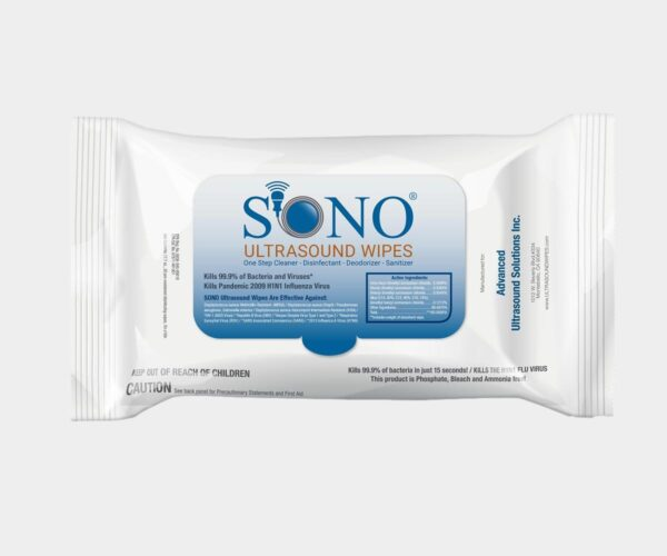 Sono Ultrasound Wipes Softpack