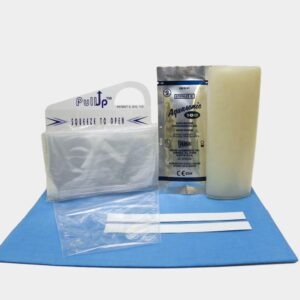 Surgical PullUp Ultrasound Probe Covers with Soft Boot