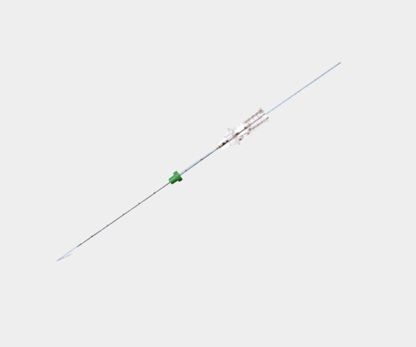 Breast Localization Hook-Wire Needle