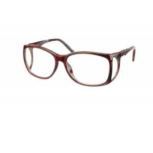 53 Wrap Red Lead Glasses