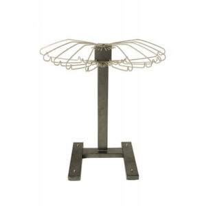 Mighty Max Mobile Apron Rack